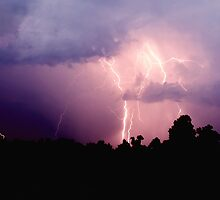Stormy Passion by James Hoffman