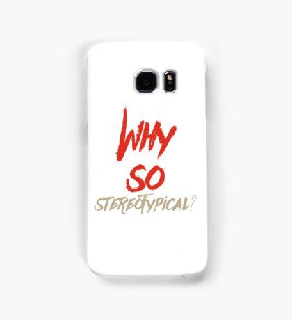 Be Original Samsung Galaxy Case/Skin
