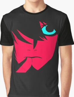 Anime Face(Death Note) Graphic T-Shirt
