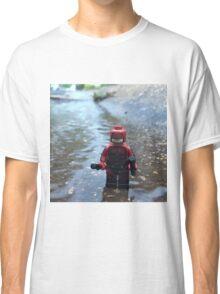 Brickography - Daredevil Classic T-Shirt