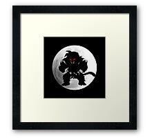 Ape Transformation Framed Print