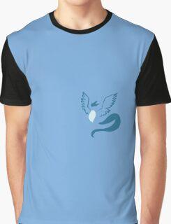 Pokemon Go Team Mystic Articuno Graphic T-Shirt