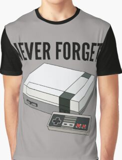 Never Forget Graphic T-Shirt