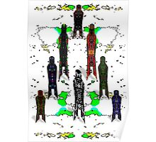 The Human Predators Poster