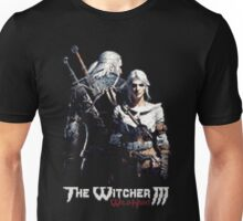 The Witcher 16bit Unisex T-Shirt