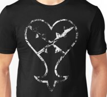Kingdom Hearts Heartless grunge Unisex T-Shirt