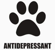 Antidepressant Pet Kids Tee