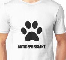 Antidepressant Pet Unisex T-Shirt