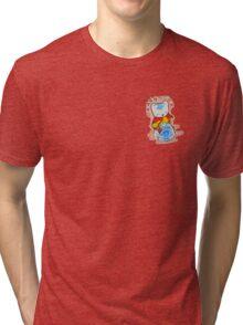 Gaangster Usabjørn Tri-blend T-Shirt