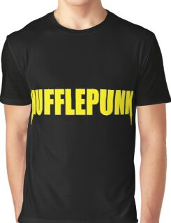 HufflePUNK Graphic T-Shirt