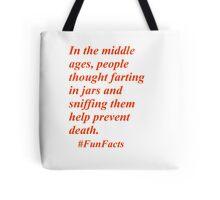 Fun Facts #3 Tote Bag