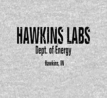 Logo - Hawkins Labs Unisex T-Shirt