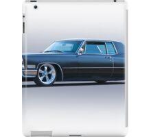 1967 Cadillac Custom Coupe DeVille iPad Case/Skin