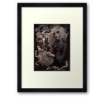 Voices from the Other Side Framed Print