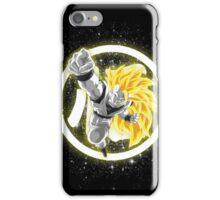 SSJ3 Goku w/ Kanji iPhone Case/Skin