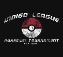 Indigo League by Draygin82
