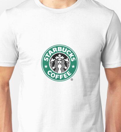 Starbucks Coffee Logo Unisex T-Shirt