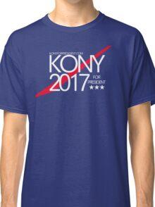 Kony 2017 For President Classic T-Shirt