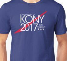 Kony 2017 For President Unisex T-Shirt
