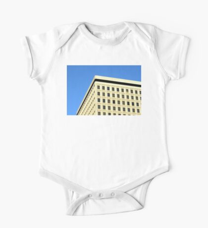 Office Building One Piece - Short Sleeve