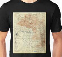 USGS TOPO Map Arizona AZ Tucson 315410 1905 125000 Unisex T-Shirt