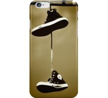 Shoes on a Wire 5 iPhone Case/Skin