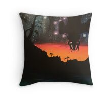 cant take the sky from me Throw Pillow