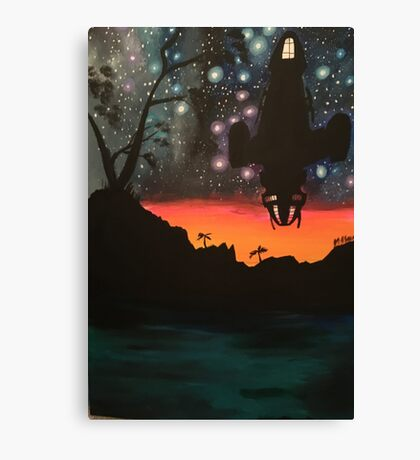 cant take the sky from me Canvas Print