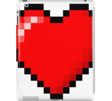 PIXEL HEART TUMBLR iPad Case/Skin
