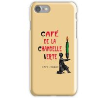 Broken Sword Café! iPhone Case/Skin
