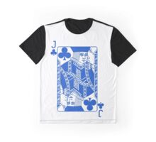 JACK OF CLUBS Graphic T-Shirt