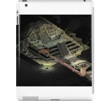 Temple of the Feathered Serpent  iPad Case/Skin