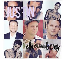 Justin Chambers Poster