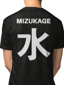 Kage Squad Jersey:  Mizukage Tri-blend T-Shirt