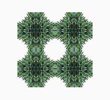 Succulent Geometry Cubed Unisex T-Shirt