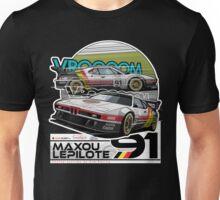 Maxou LePilote - Classic Cars  Unisex T-Shirt