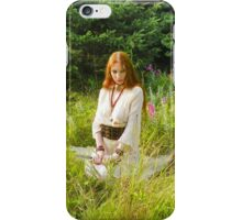 The Questioning Look iPhone Case/Skin