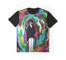 Overwhelmed Graphic T-Shirt