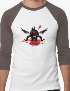 Octoblood Men's Baseball ¾ T-Shirt