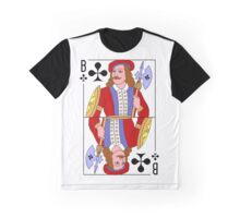 JACK OF CLUBS-3 Graphic T-Shirt