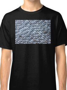 Pebbles Stone Wall Classic T-Shirt