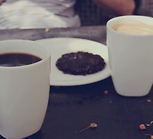 Coffee For Two by Ruta Rudminaite