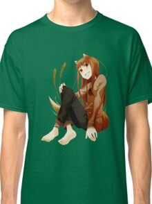 Spice and Wolf - Horo Classic T-Shirt