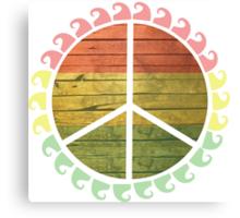 Peace, Sun.  Canvas Print