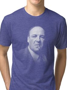 Tony Soprano | The Sopranos Tri-blend T-Shirt