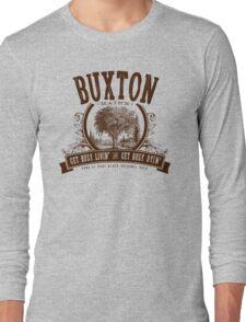 Buxton Maine Long Sleeve T-Shirt