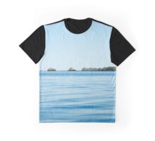 Photo of Islands on the Horizon Graphic T-Shirt