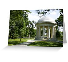 WW2 Memorial Greeting Card