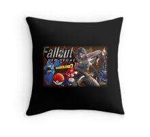Game Junky Throw Pillow