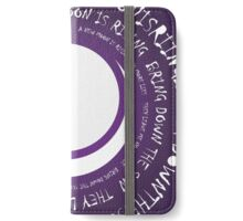 A new moon rises iPhone Wallet/Case/Skin
